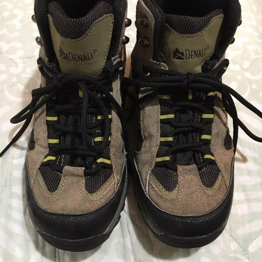 denali hiking boots for boys