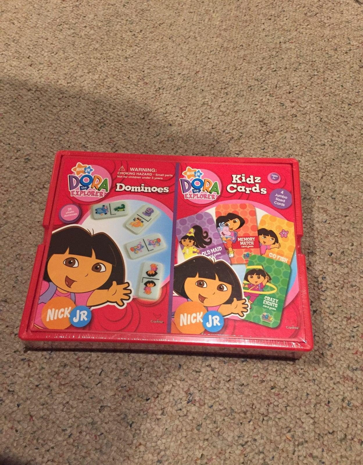 Dira Dominoes & Kidz Cards games