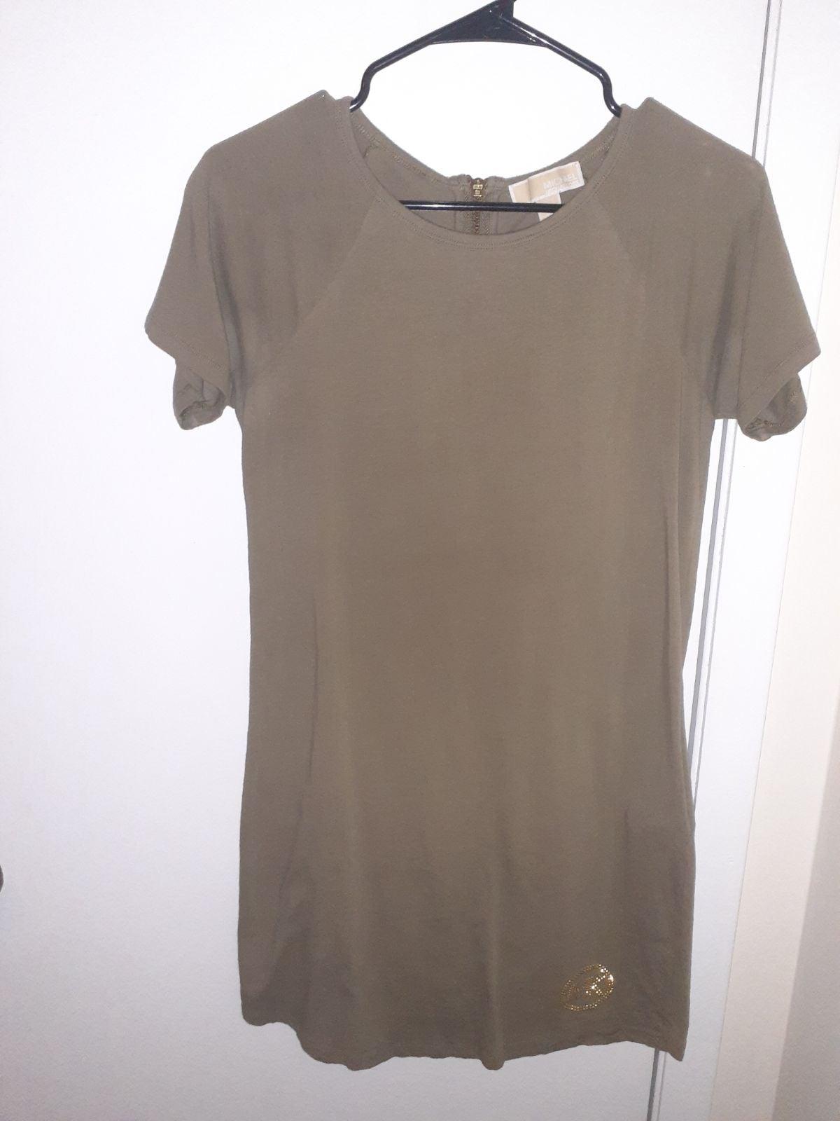 Michael Kors Tshirt Dress