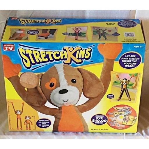 Stretchkin Plush Dog