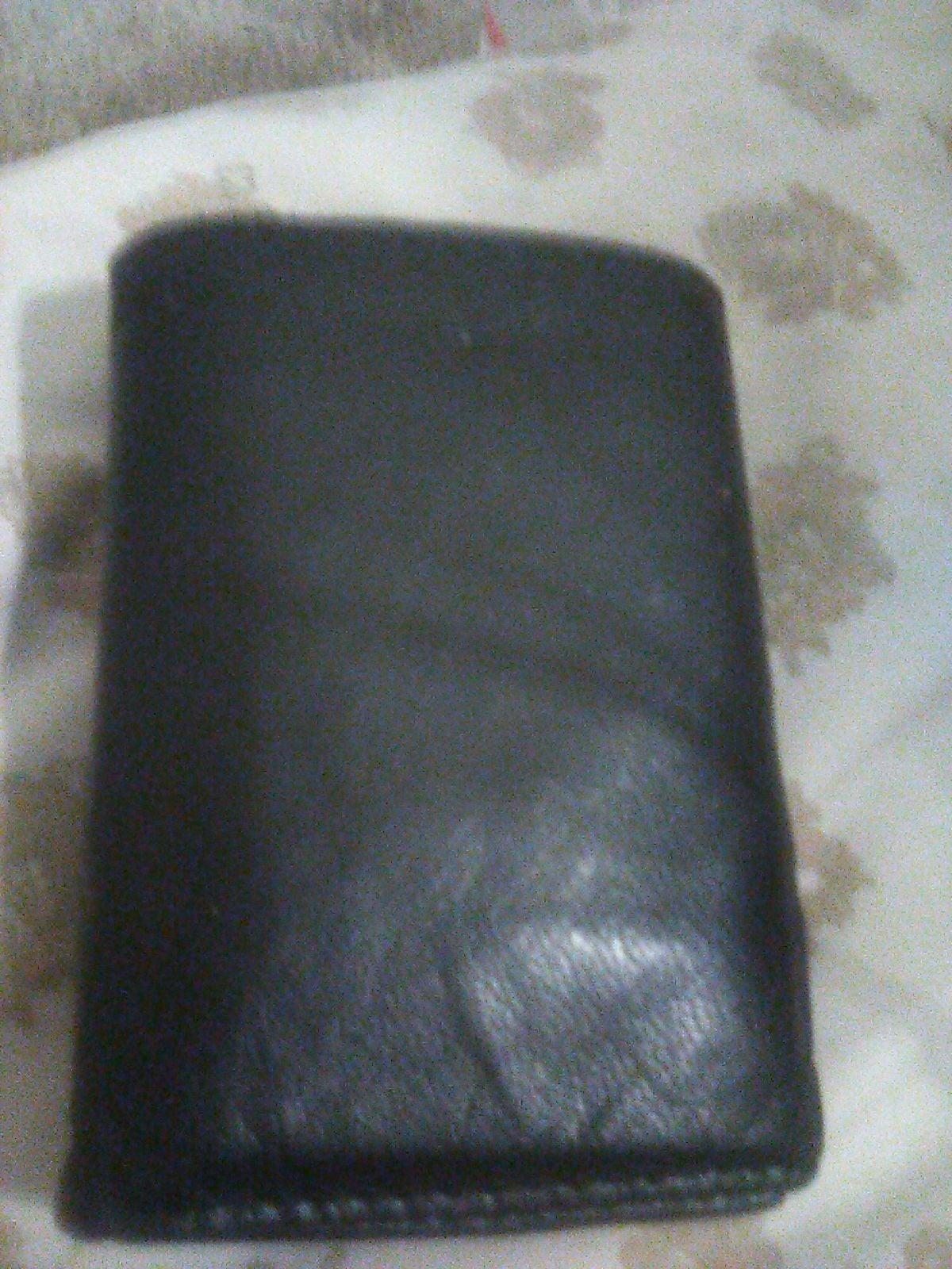 black wallets for men nice