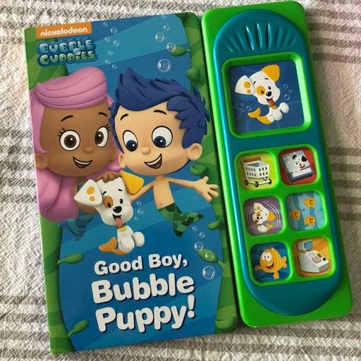 Bubble Guppies Book