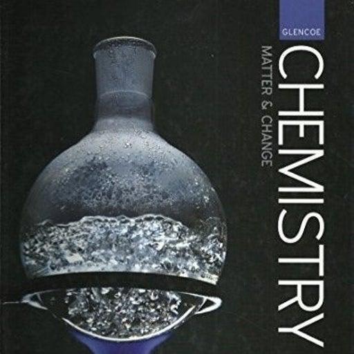 Glencoe Chemistry Teacher Ed. 2017