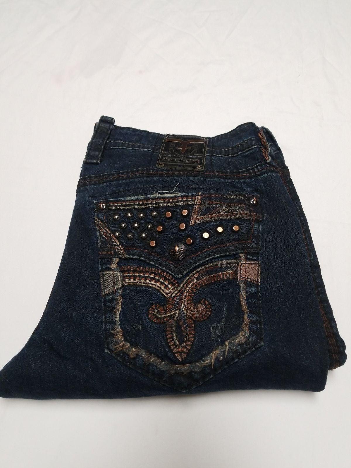 Rock Revival men jeans size 40x33