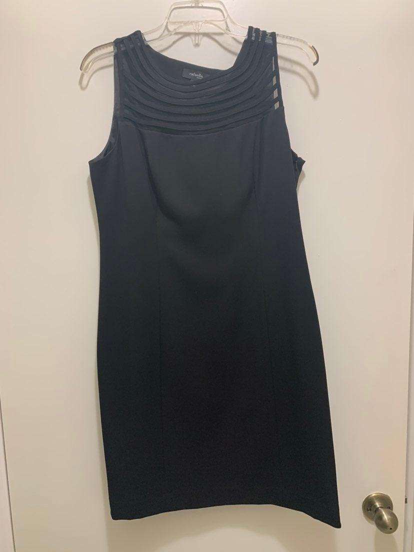 Rafaella black dress