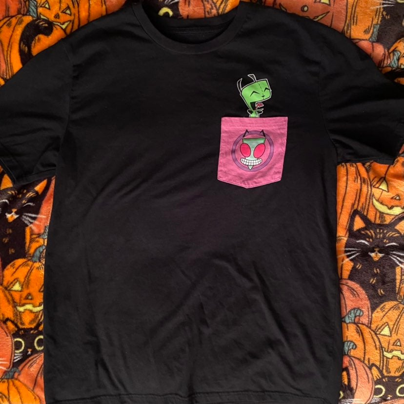 Boxlunch Exclusive Invader Zim T-Shirt M