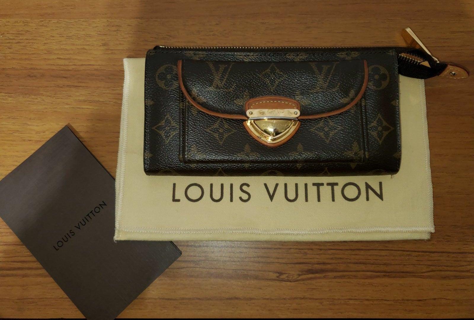 Louis Vuitton Portefeuille Astrid wallet