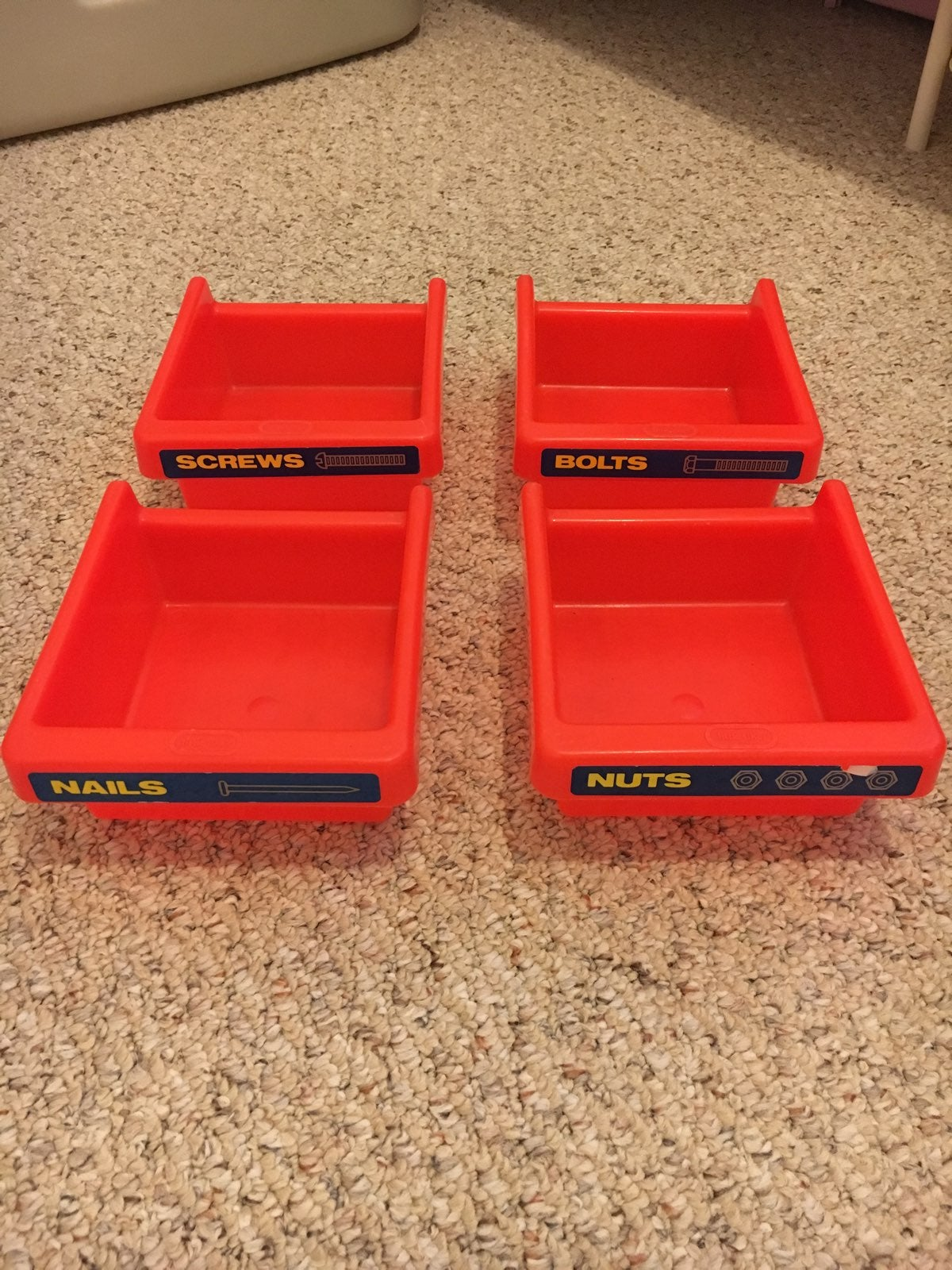Little Tikes Vintage Tool Bench Drawers
