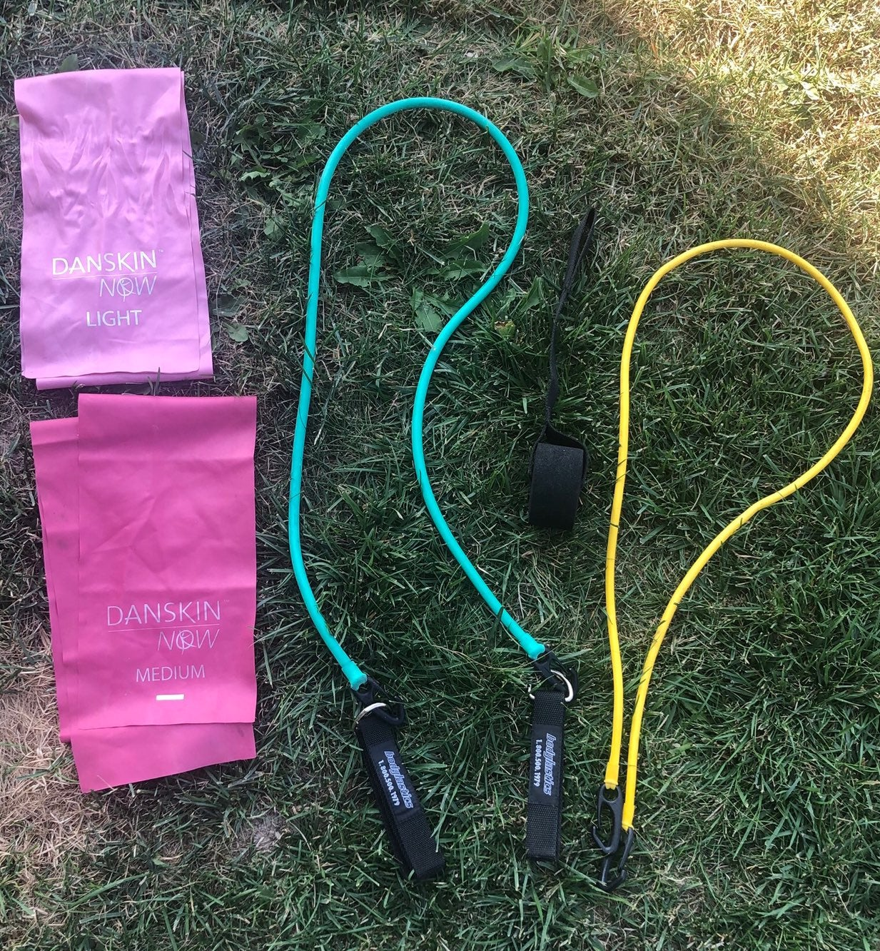 Resistance bands and accessories