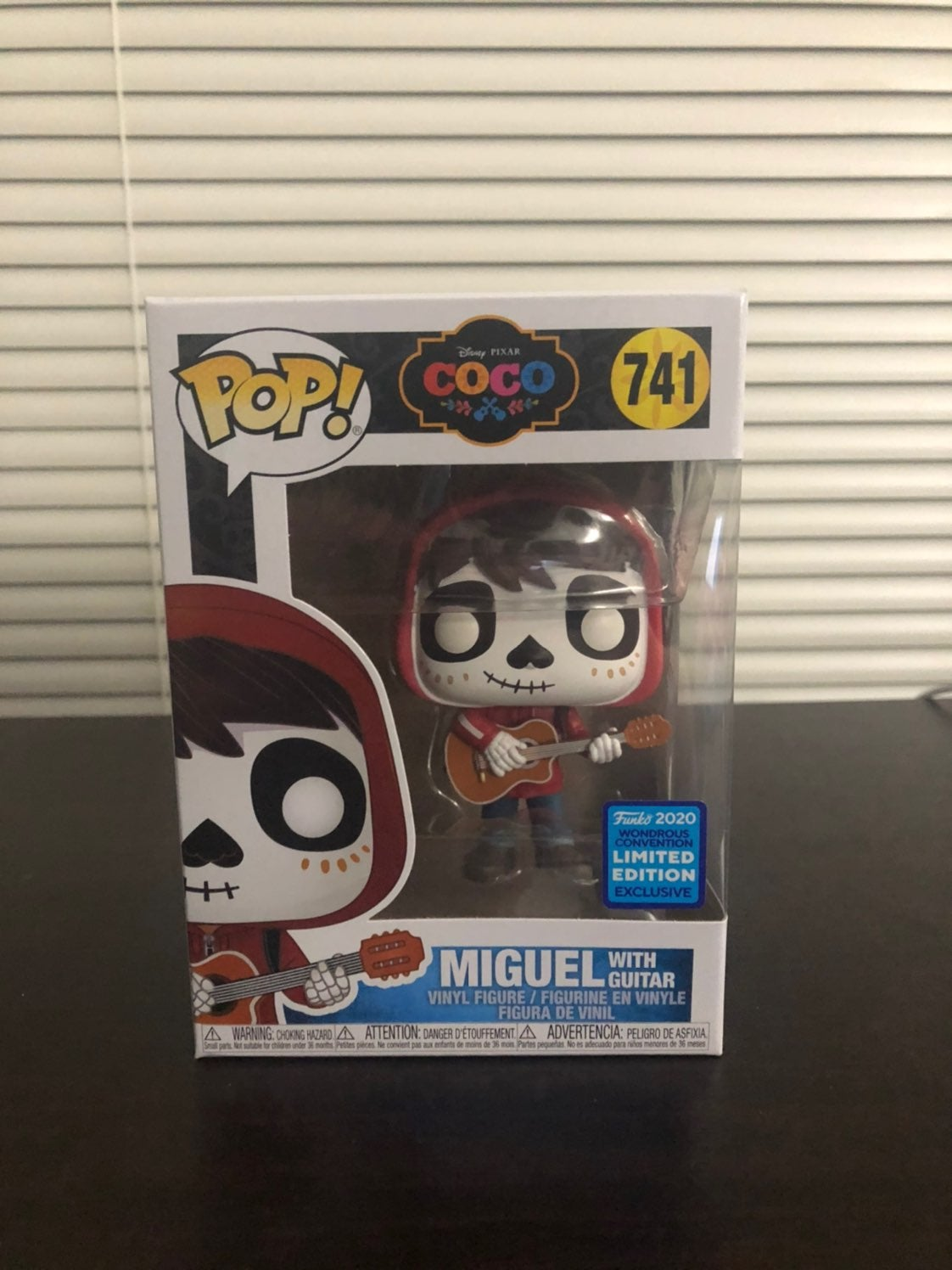 Funko Pop! Miguel with Guitar #741