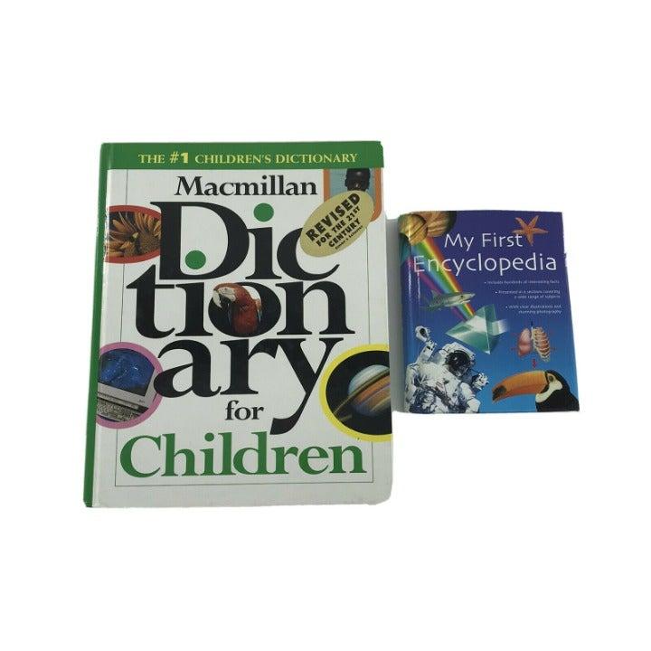 Kids Dictionary & Encyclopedia Resource