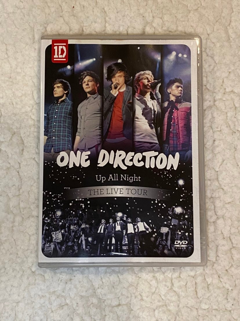 One Direction Up All Night Live Concert