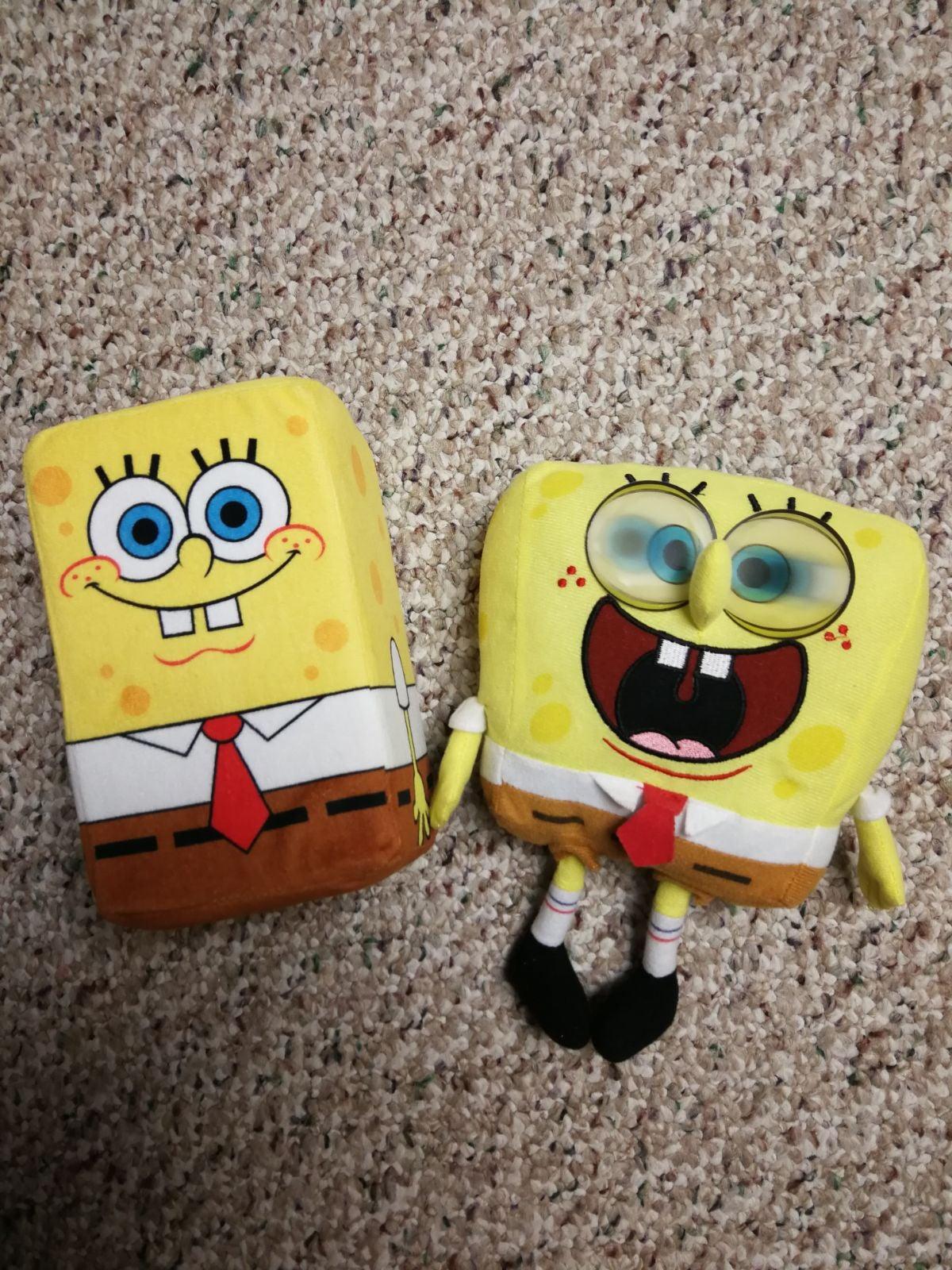 Spongebob plush toys