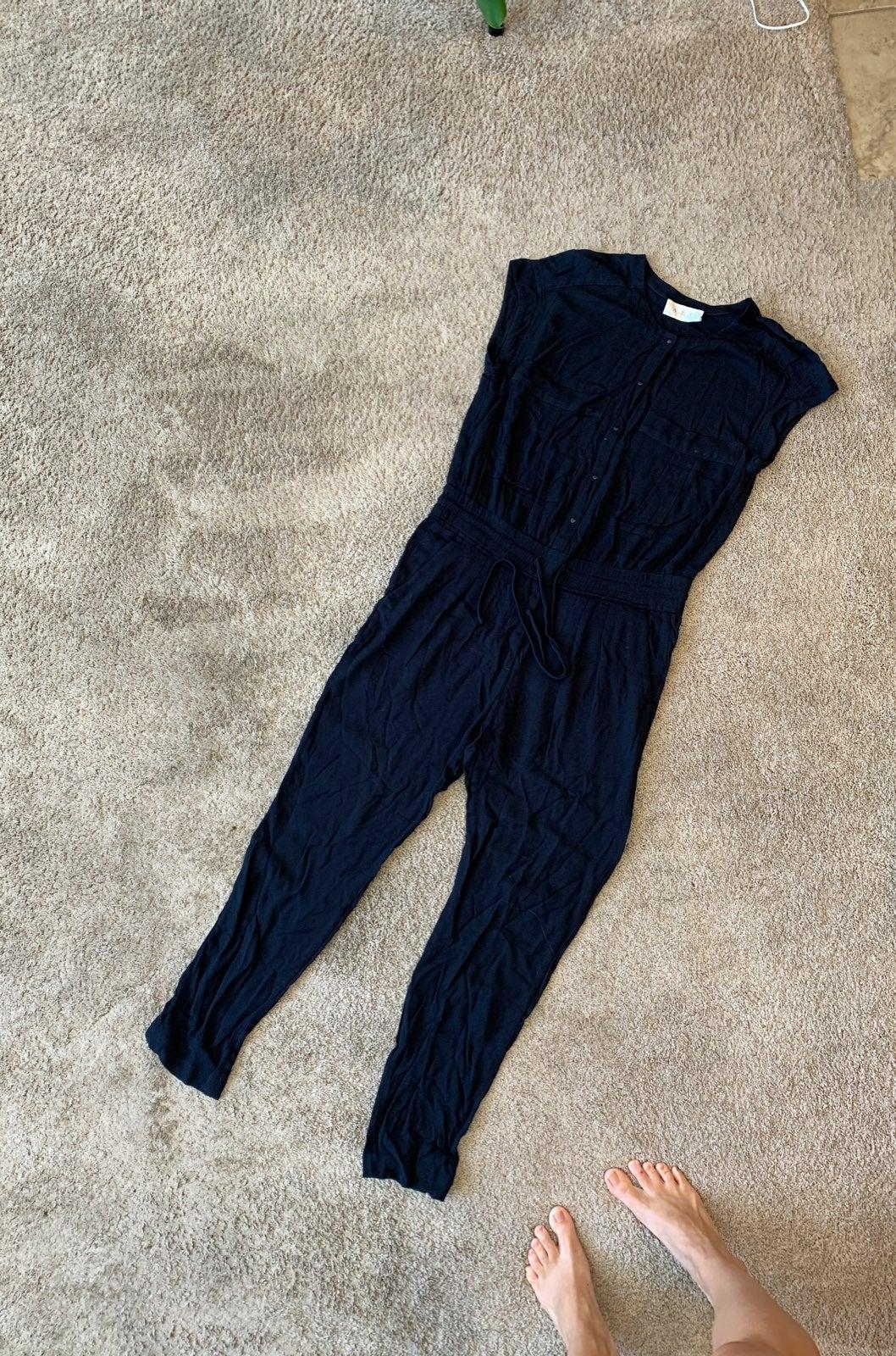 ALC Navy Jumpsuit