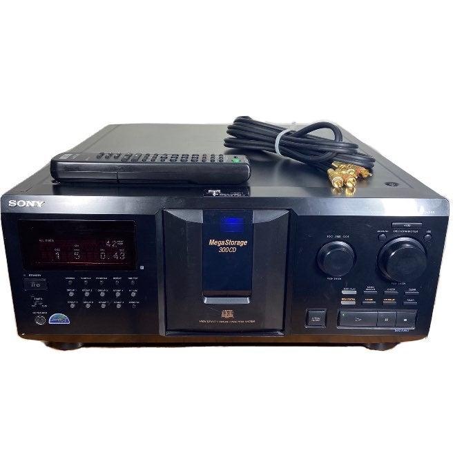 Sony CDPCX355 300 Disc Changer CD Player