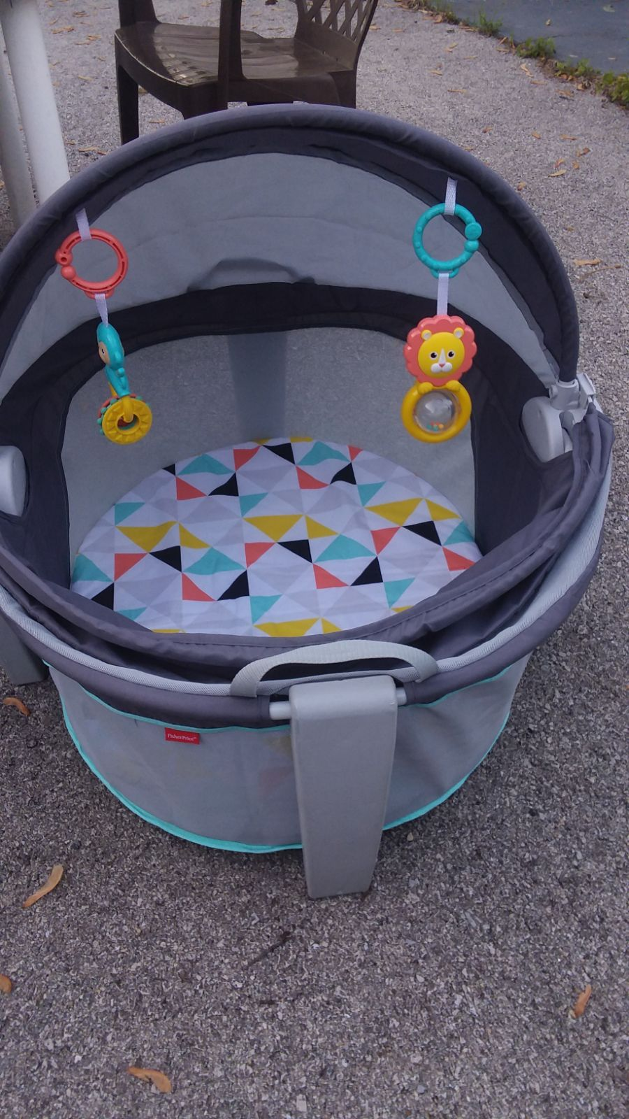 RESERVED On-the-go Baby Dome