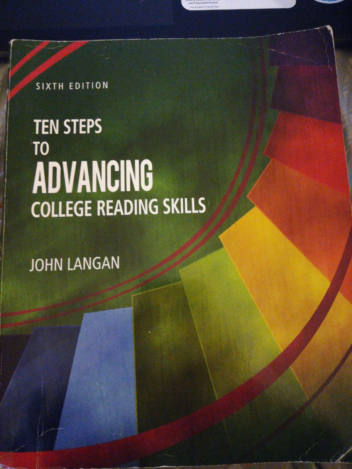 Ten Steps to Advancing College Reading S