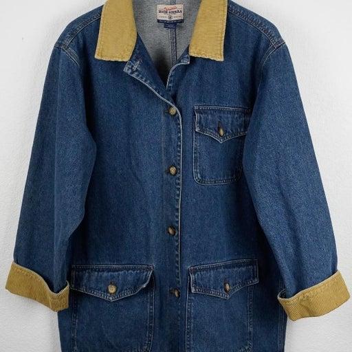 Dungarees High Sierra Denim Jacket