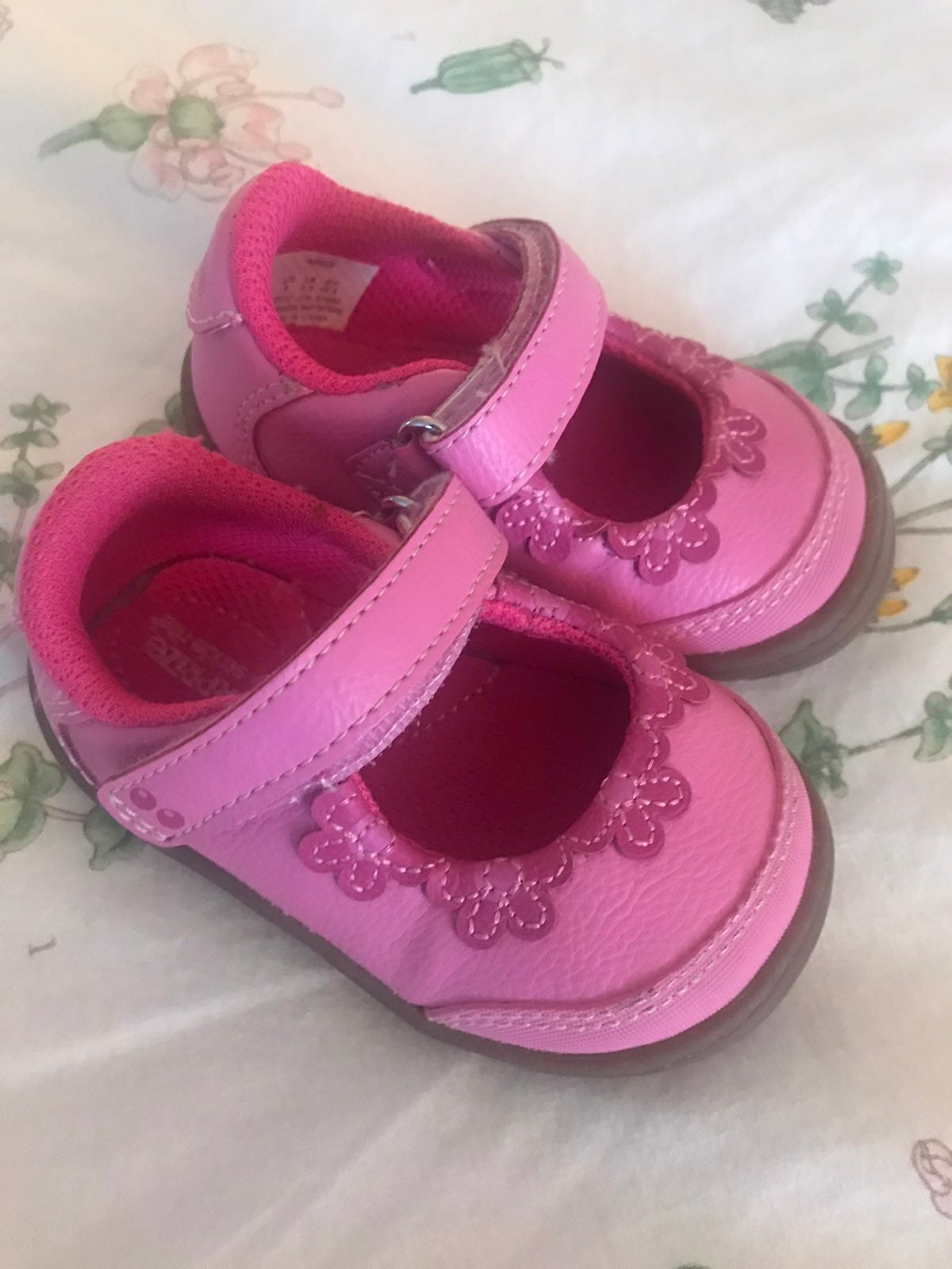 Stride Rite Surprize Pink Mary Jane 3