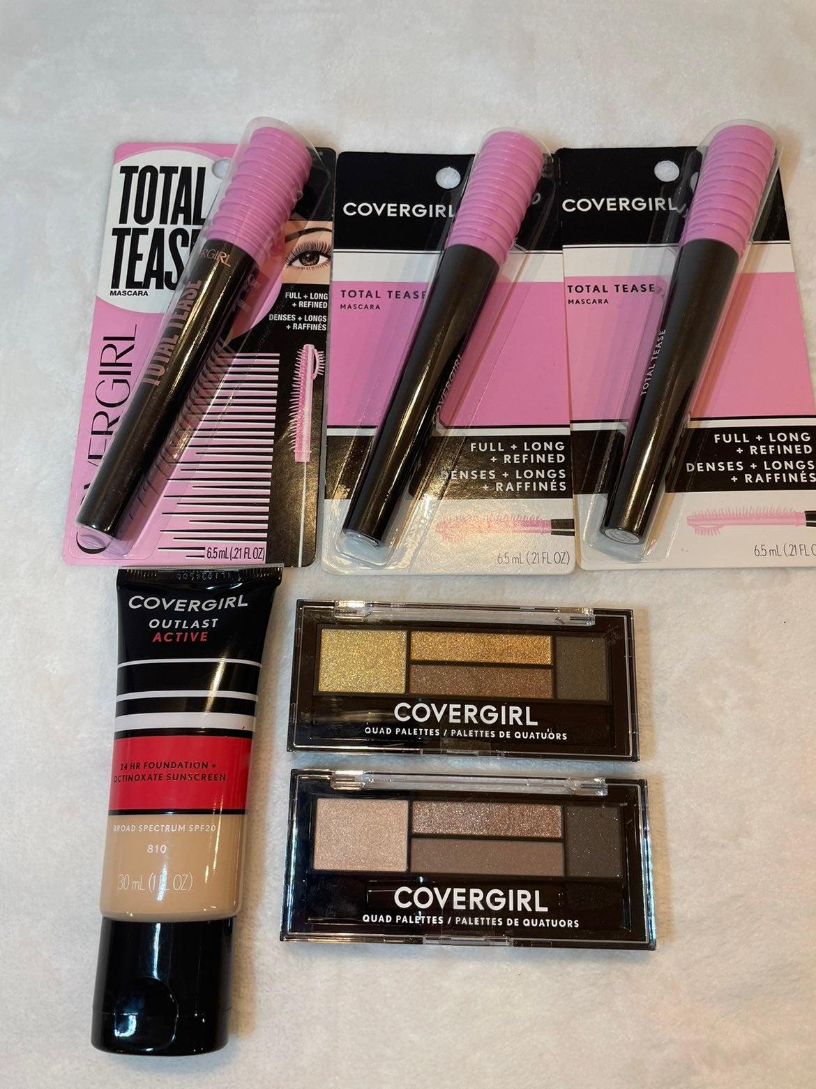 Cover Girl Makeup bundle