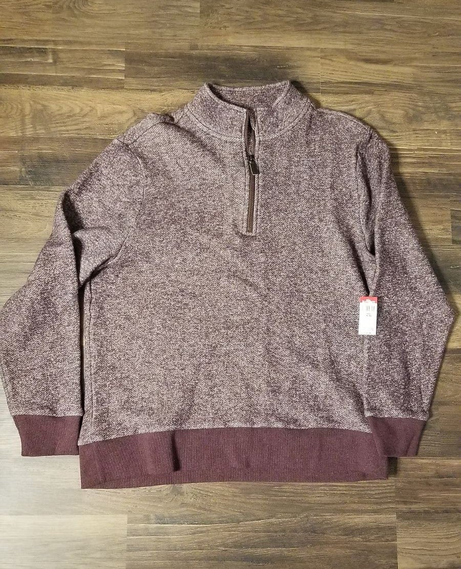 Northwest Territory Maroon pullover XL