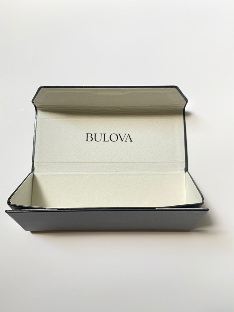 Bulova Eyeglass / Sunglasses Hard Case