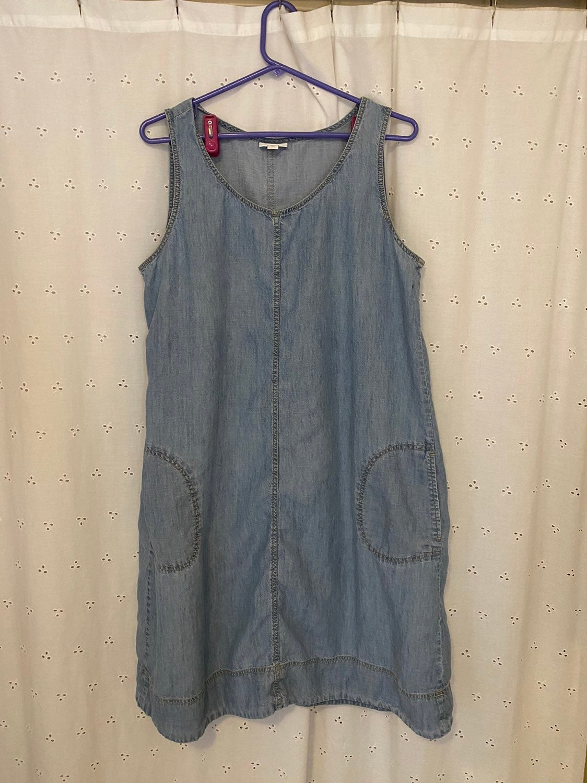 J Jill denim style dress