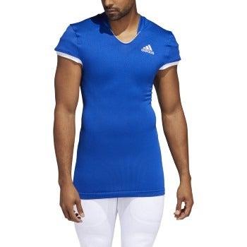 Adidas PrimKnit A1 Football Jersey blue