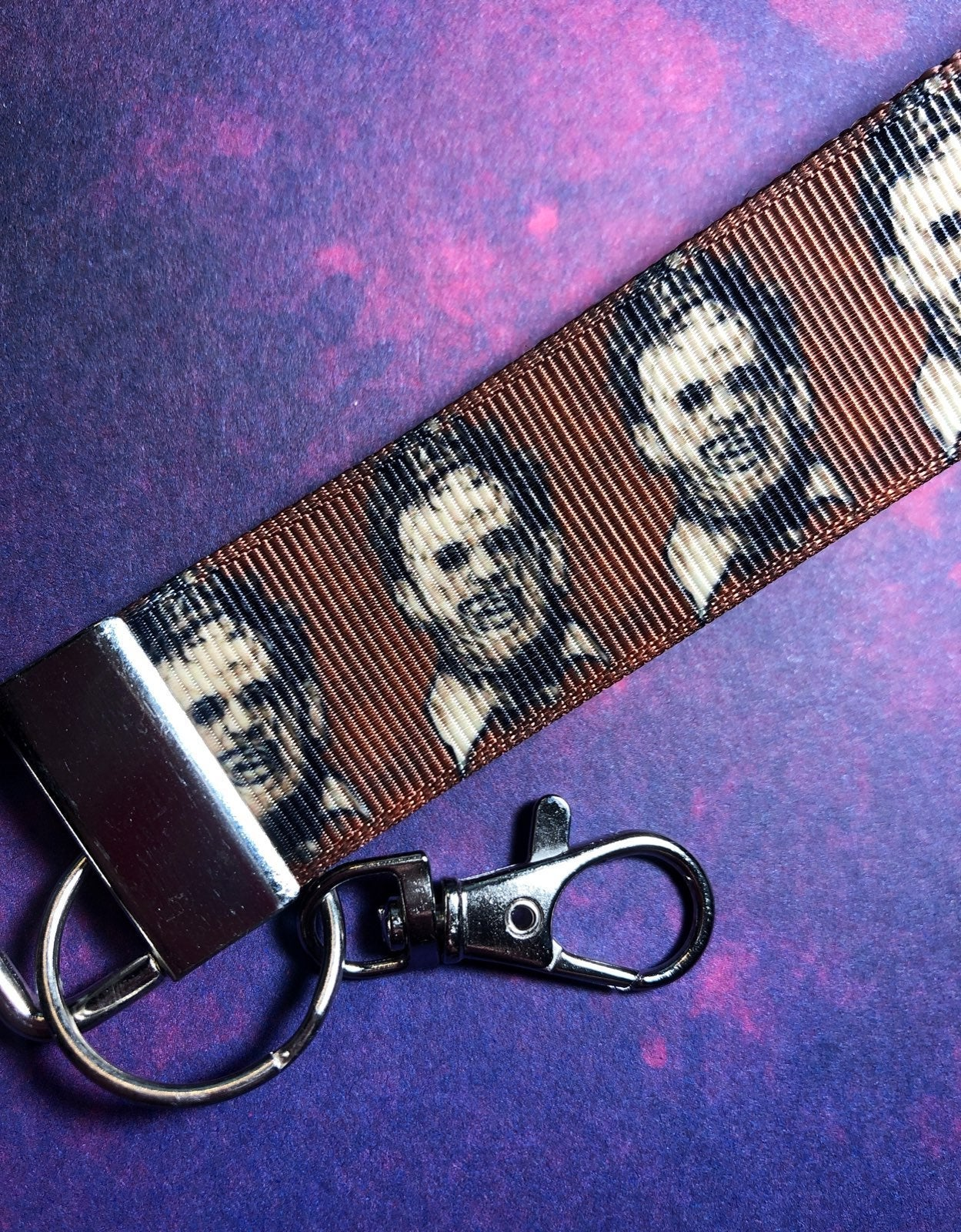 Leatherface Horror Key Ring Fob R