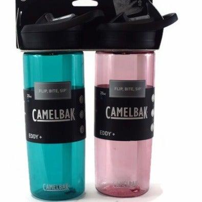 Camelbak Eddy+  2 Water Bottles NEW