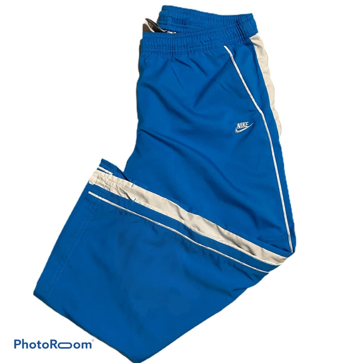 Womens Nike Spellout Capri Crop Pants
