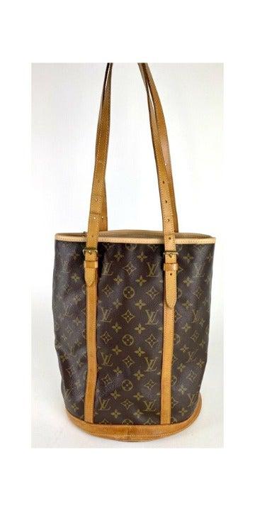 Louis Vuitton Marais Monogram Bucket GM