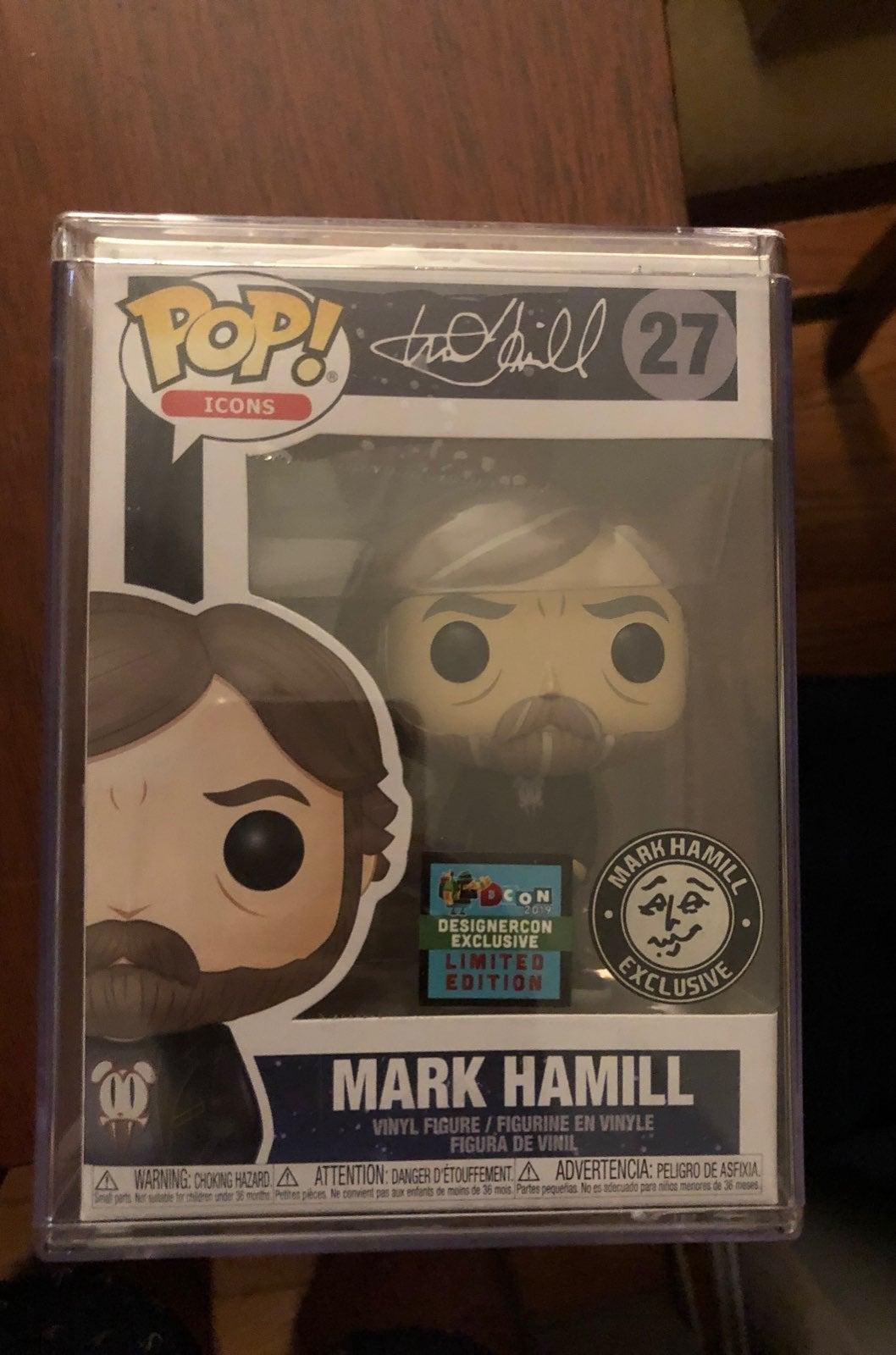 mark hamill Funko pop