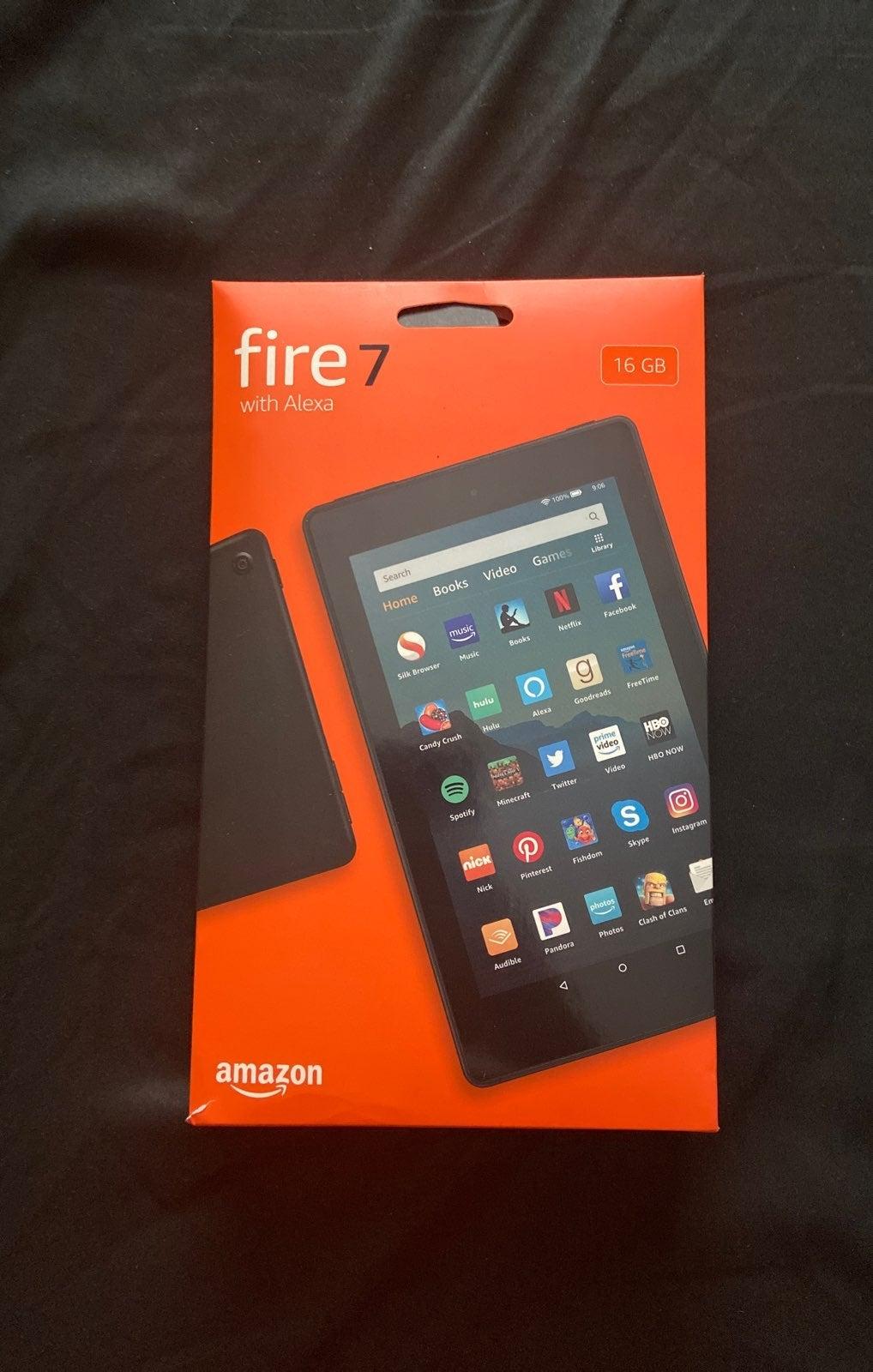 Fire Kindle 2019 Hd