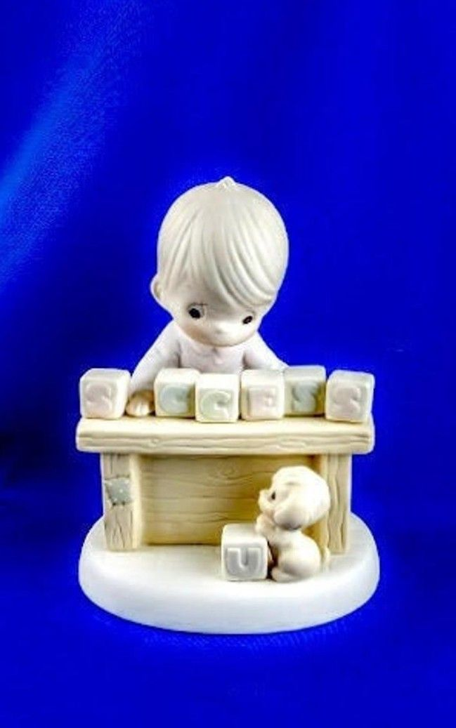 Precious Moments Figurine IOB