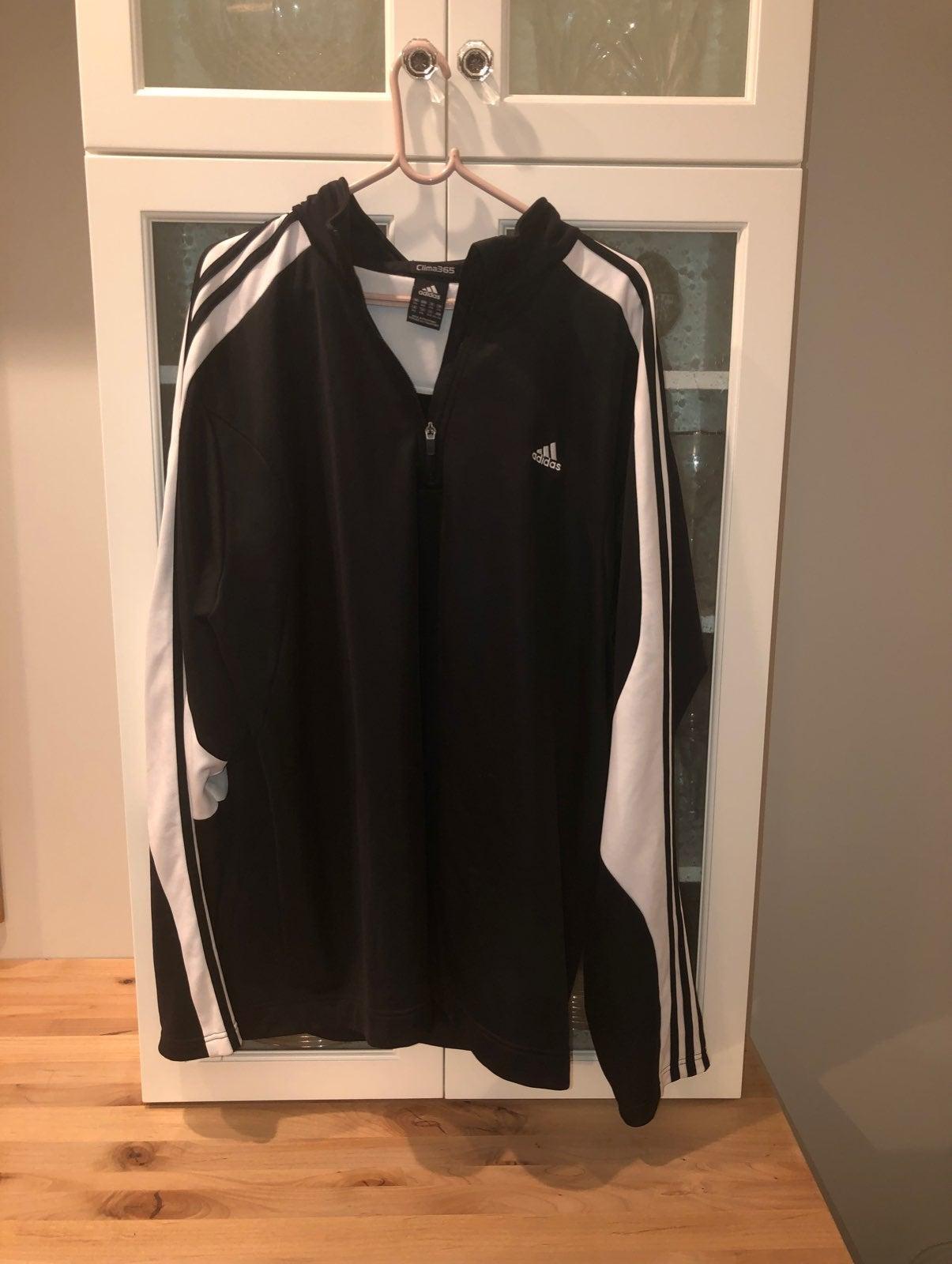 Adidas Clima365 Zip Sweater XXL