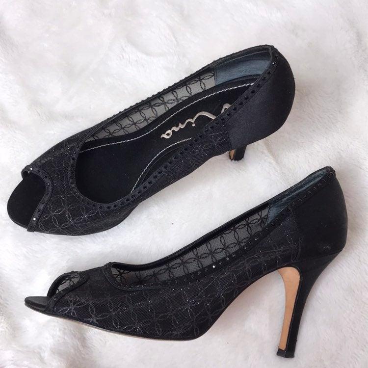 Mina Heels Women Size 9M