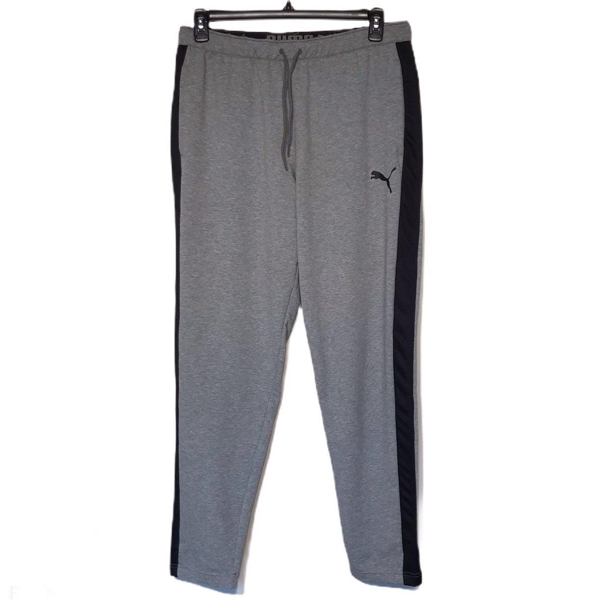 Puma Stretchlite Gray Sweatpants