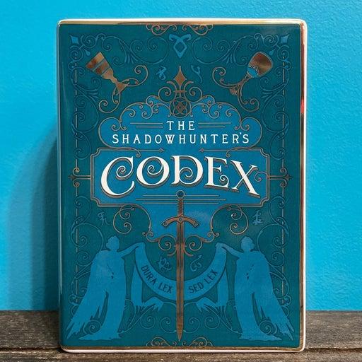 The Shadowhunter's Codex TID Book Pot