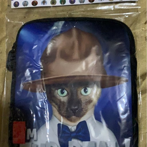 "Pets Rock 8"" Tablet Case (New)"