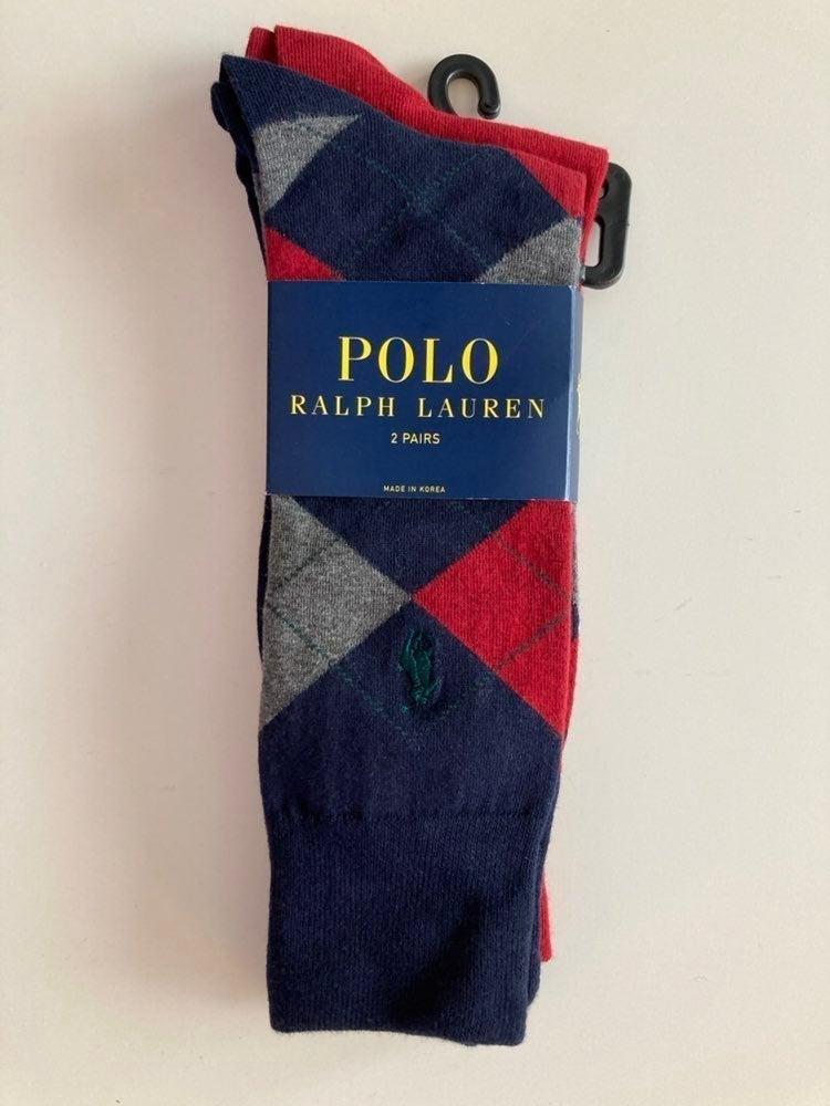 Ralph Lauren Crew Socks_men_New