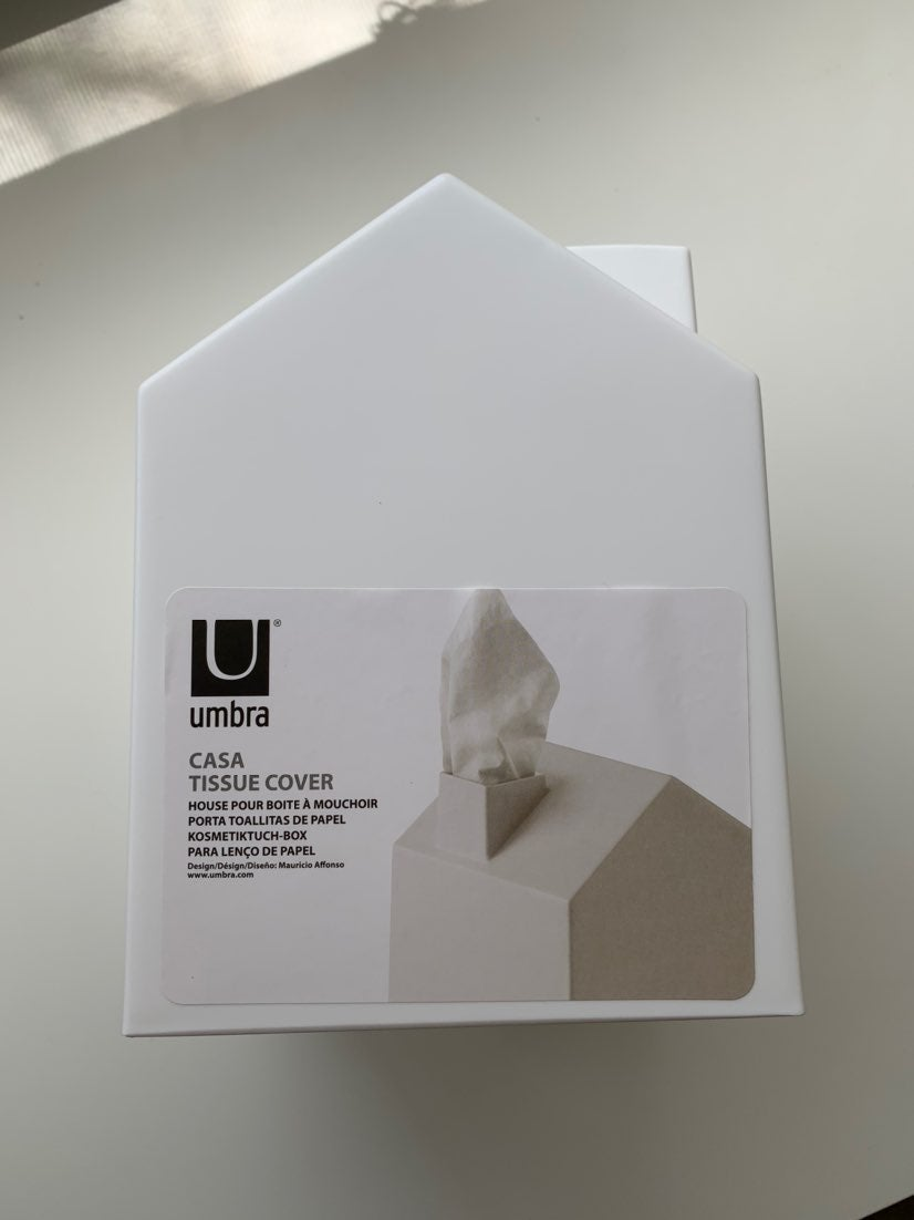 Umbra Casa/House Shaped Tissue Cover