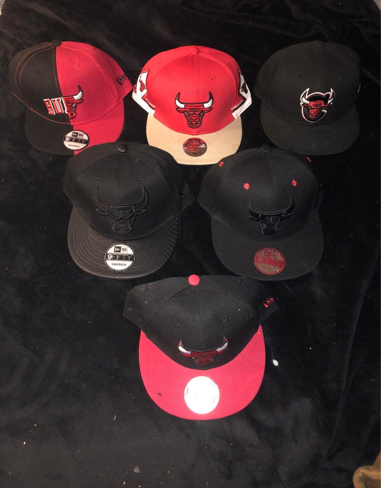 New Era snapback hats for men