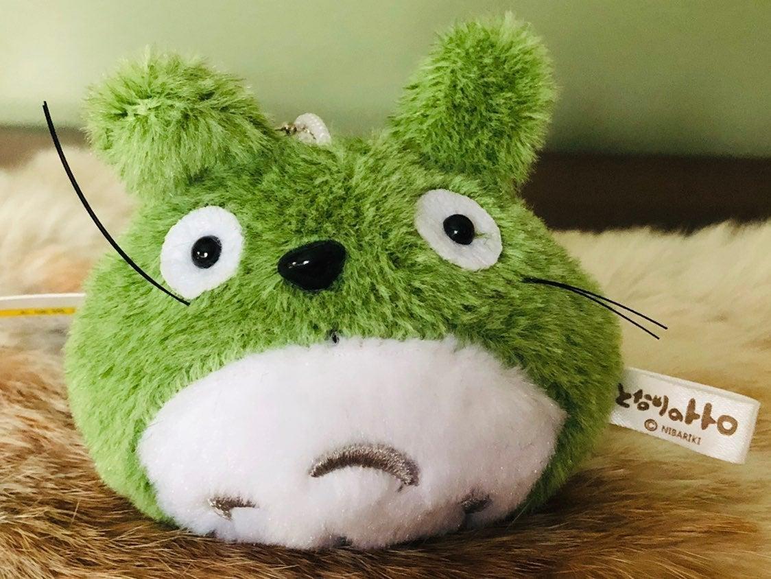 Totoro Plush Green