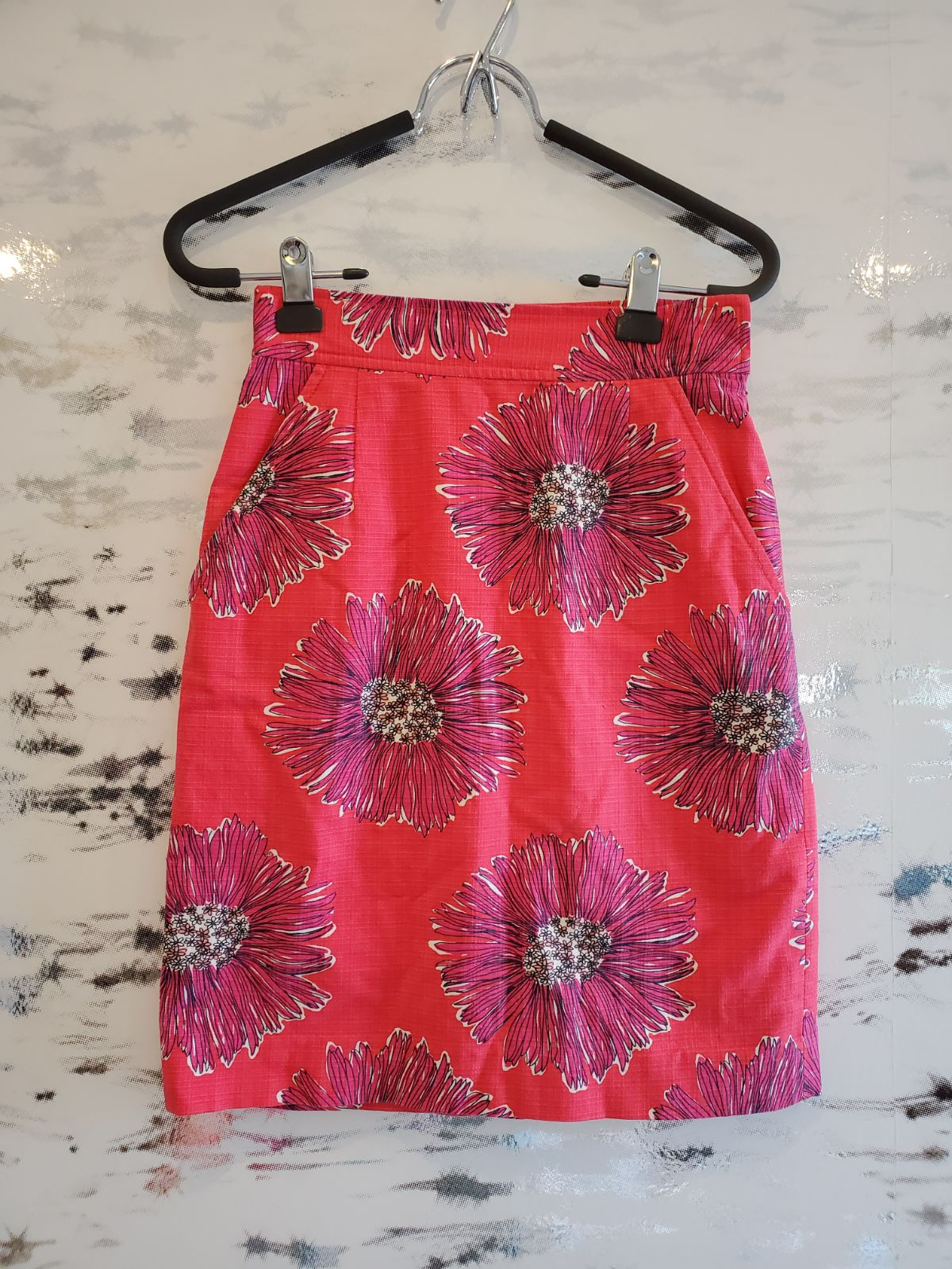 Lilly Pulitzer Pencil Skirt 2