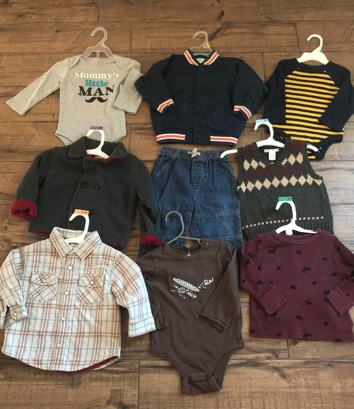 Baby Boy 12-18 Month Clothing Lot EUC