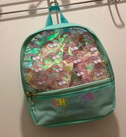 BNWT Juicy Couture Kids Mini Backpack