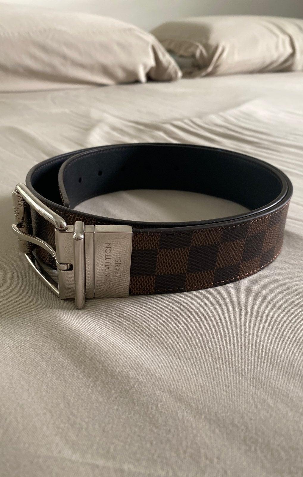 Louis Vuitton mens belt