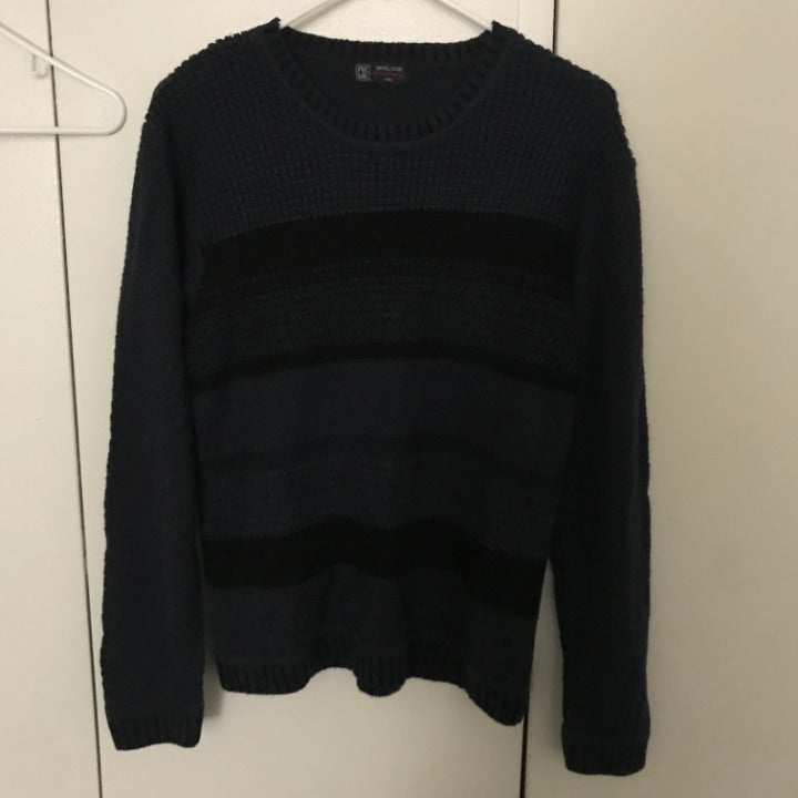 Mens Sweater by Michael Klein