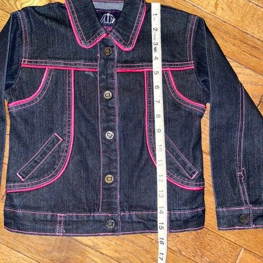 Girls Small sz 6 Jean Jacket